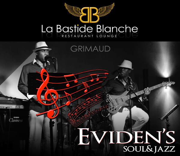 Restaurant Bastide Blanche à Grimaud