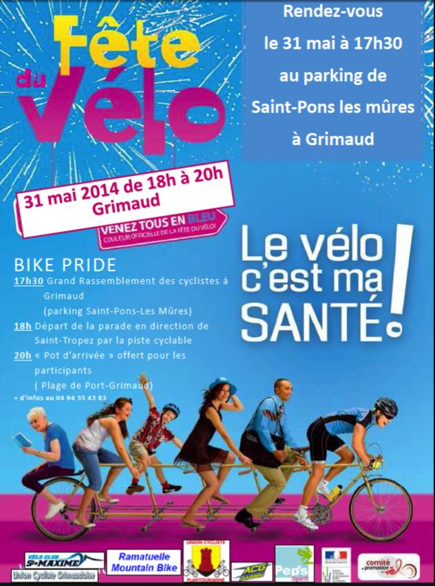 Fête Vélo Grimaud