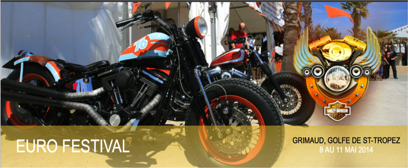 Harley EuroFestival Grimaud
