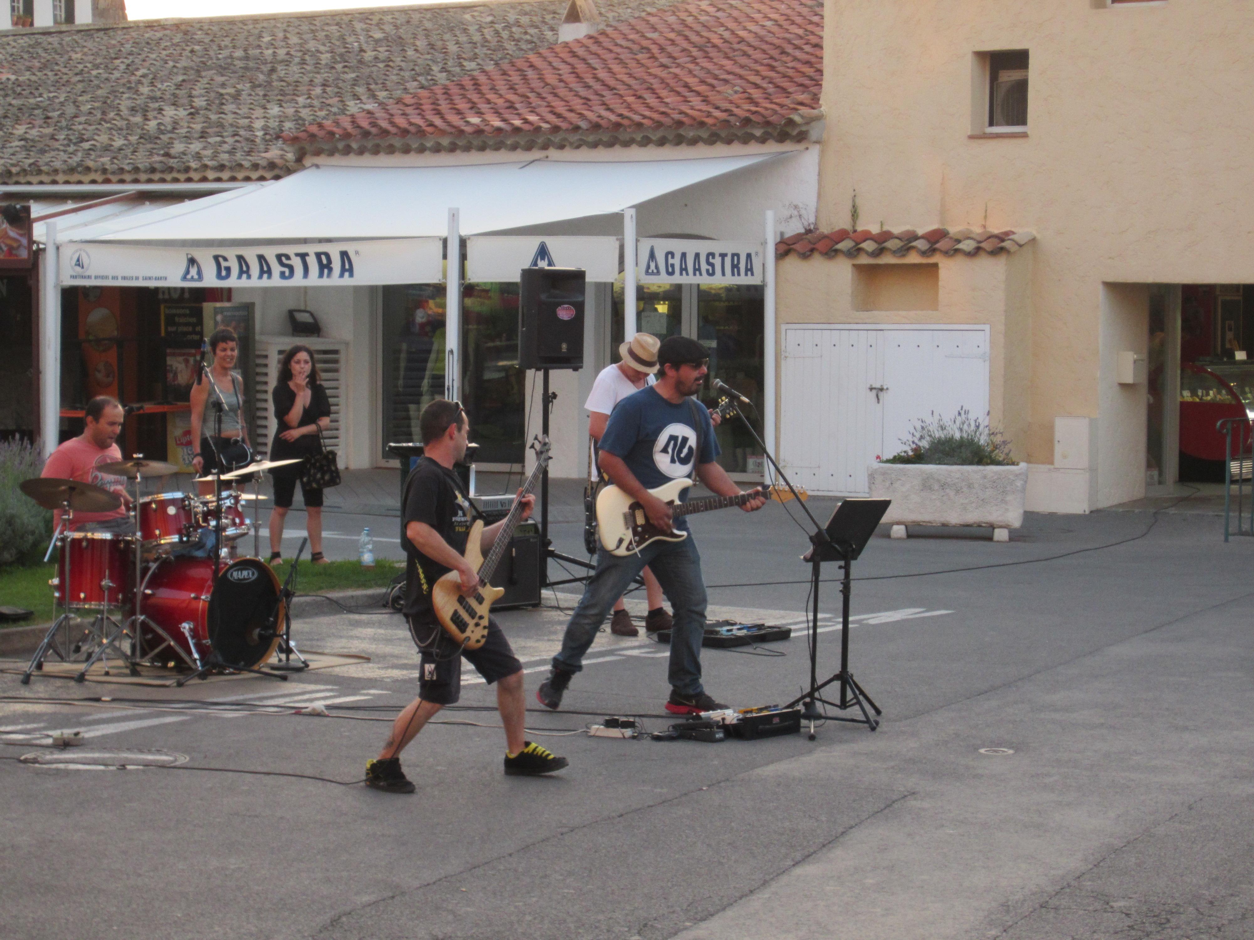 Fête Musique 2014 Port Grimaud