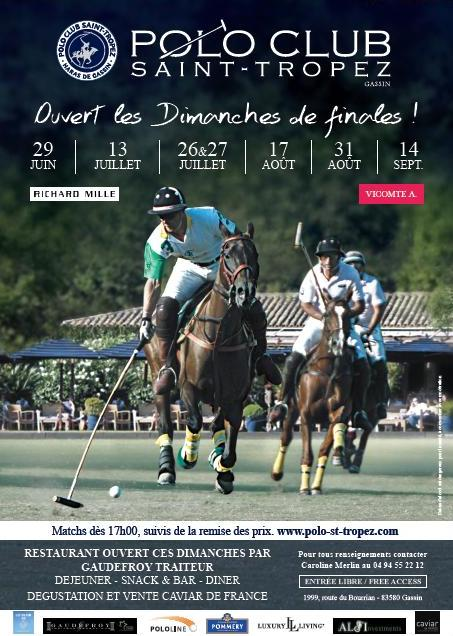 Open Polo Saint Tropez Grimaud