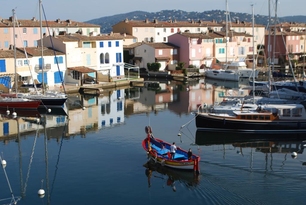 Port-Grimaud-Pecheur