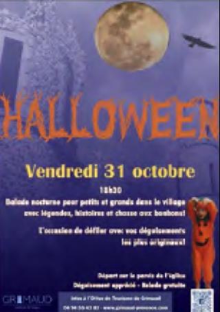 Halloween-Grimaud