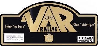 Rallye Var 2014