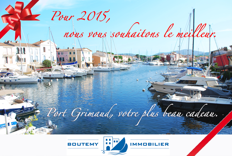 Agence immobilière Port Grimaud