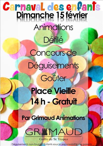 Carnaval-Grimaud