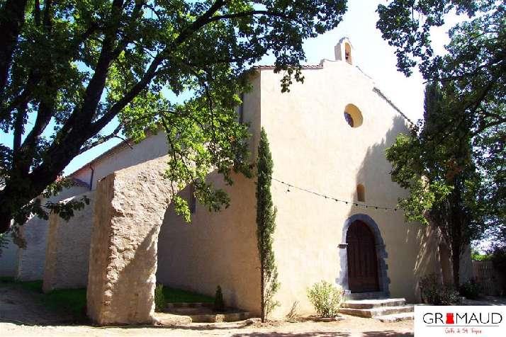 Chapelle-Queste-Grimaud
