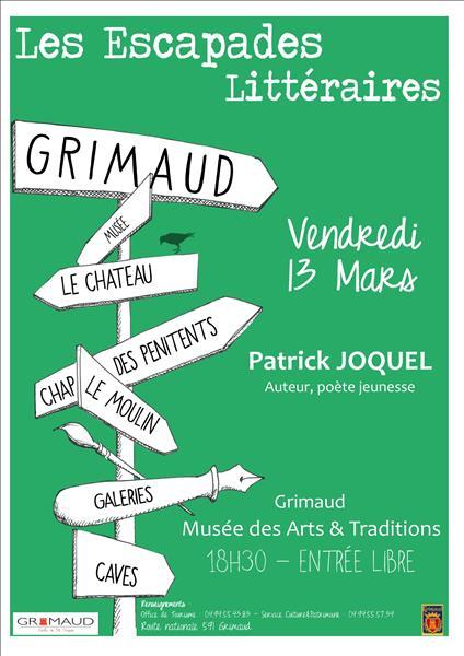 Escadape-Littéraire-Grimaud