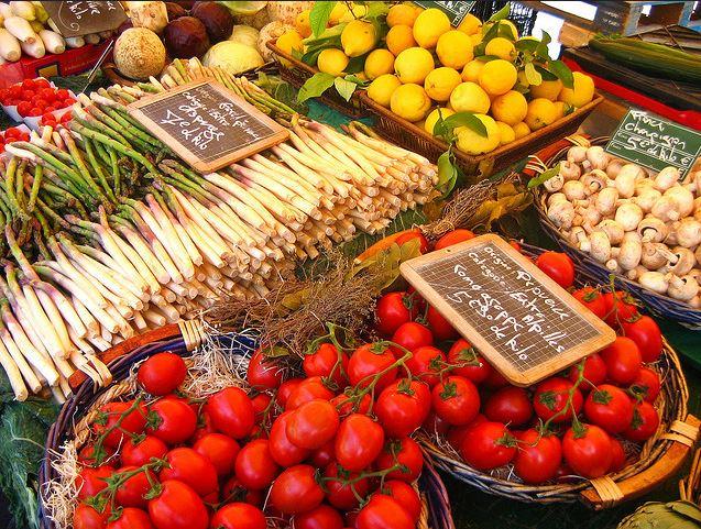 Provence Markten