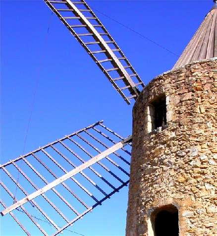 Le Moulin Saint Roch