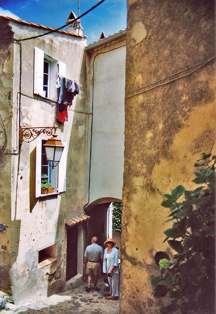 Ramatuelle Französisches Dorf