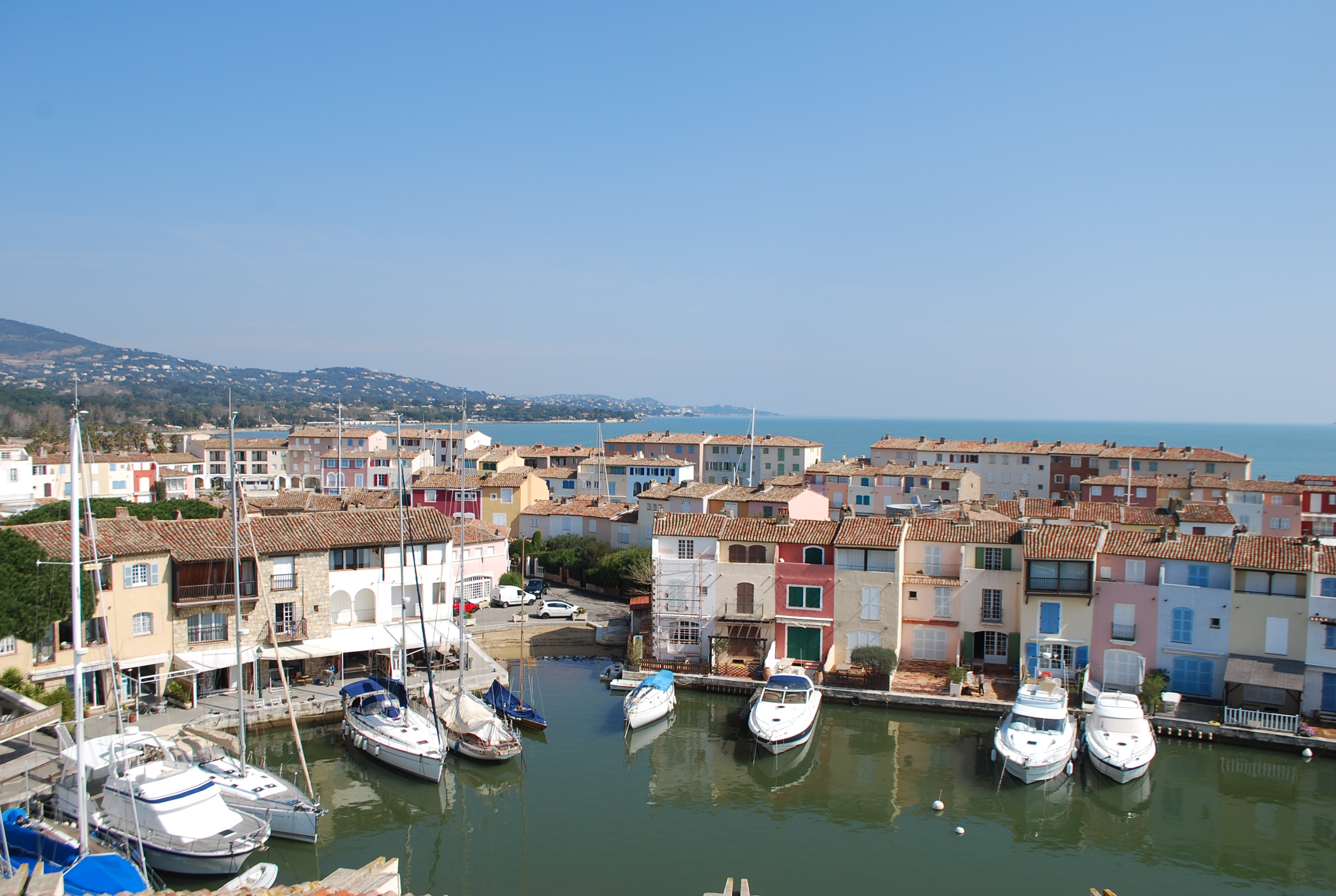lovely port grimaud