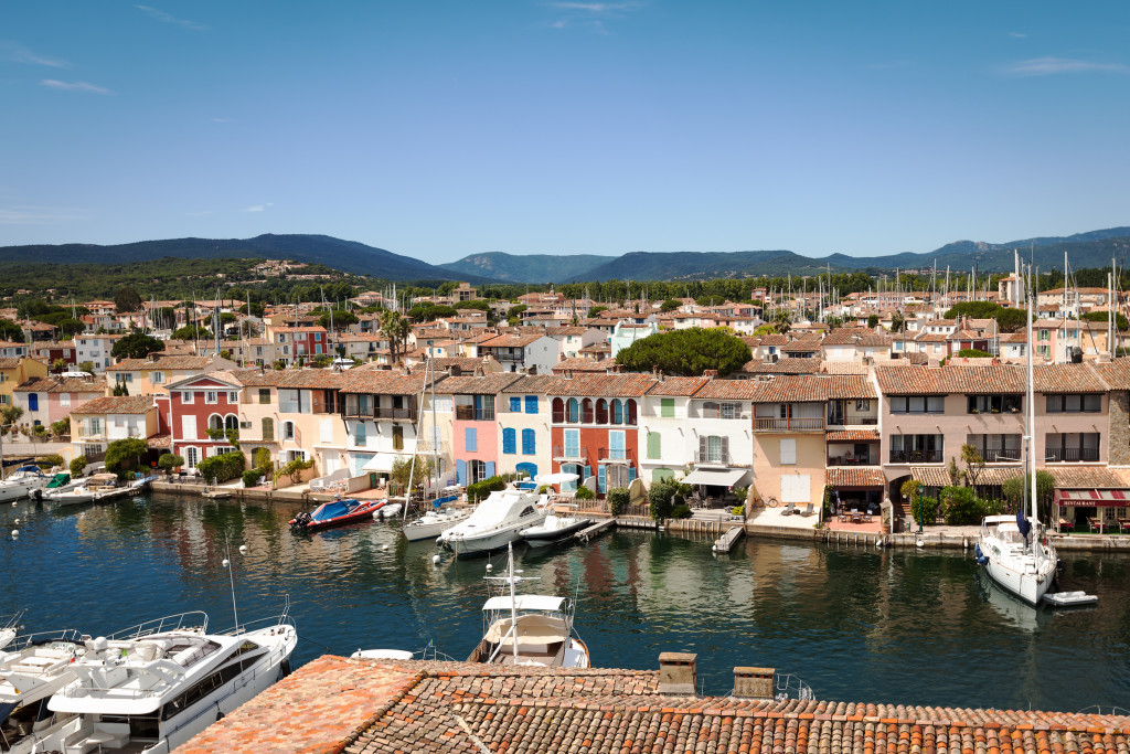 French Venice - Port Grimaud, Provence, France