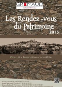 Rendez-Vous-Patrimoine-Grimaud