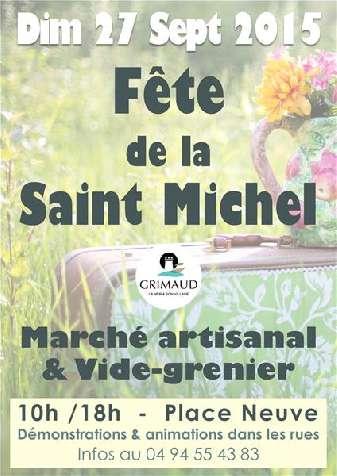 Fête de la Saint-Michel dans le Sud de la France