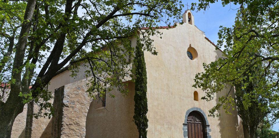 Grimaud : Notre Dame de la Queste