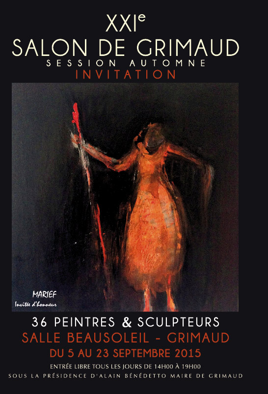 Salon des Peintres - fall 2015