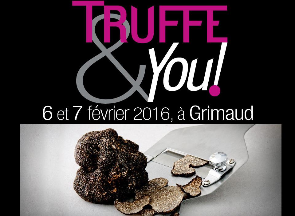 06 et 07 février : marché de la truffe à Port Grimaud