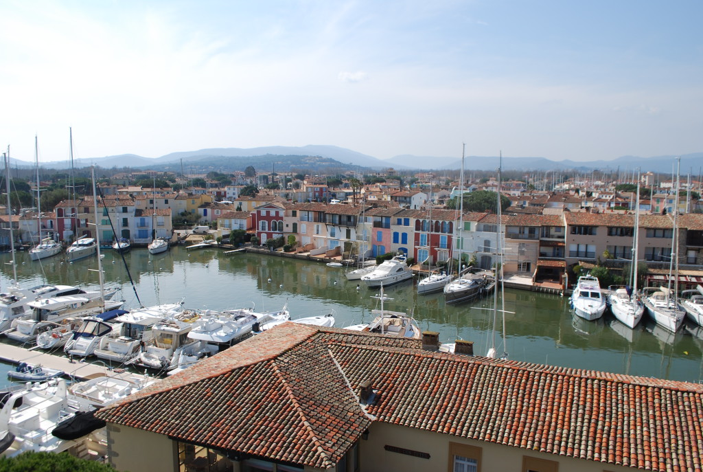 houses in Port Grimaud