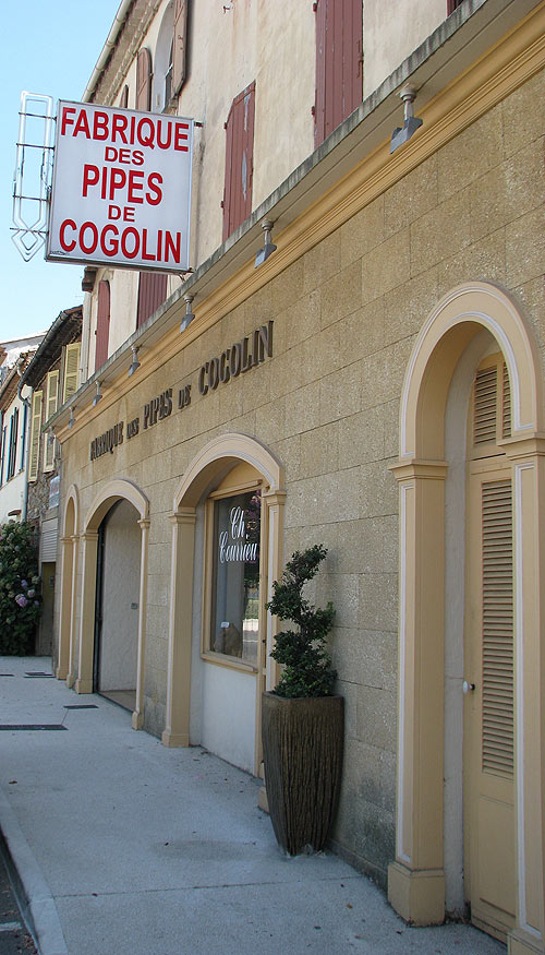 Fabrique-pipes-Cogolin