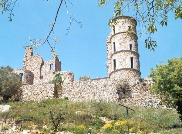 Grimaud-Castle