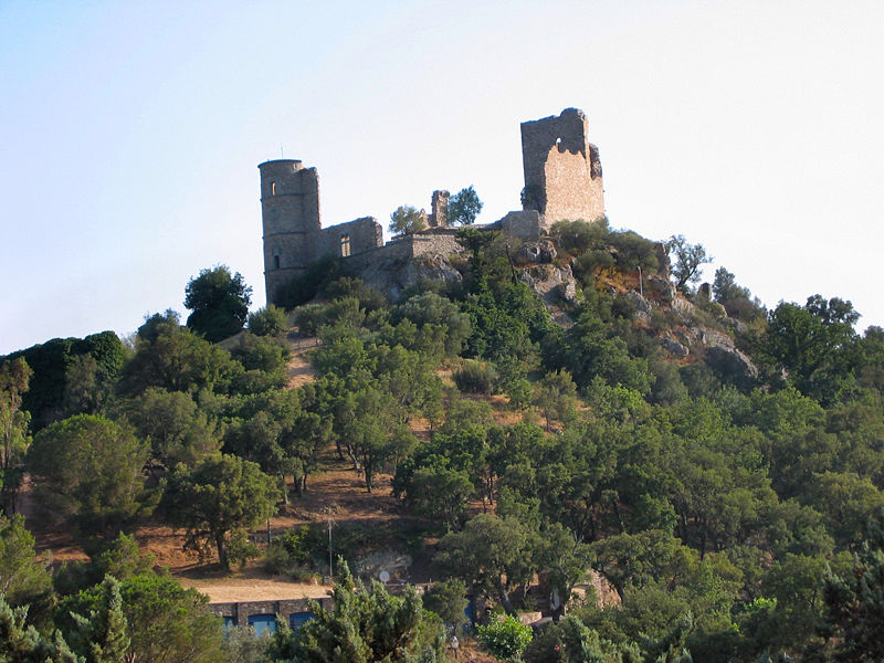 Castle-of-Grimaud
