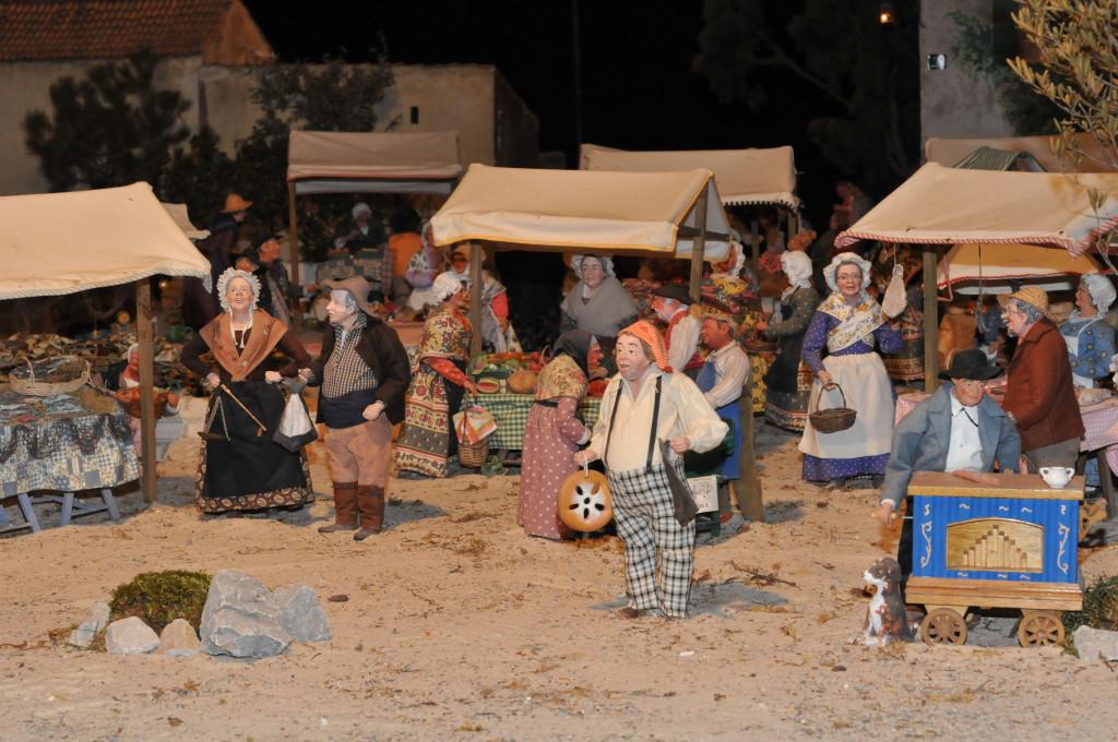 maquette-village-provence