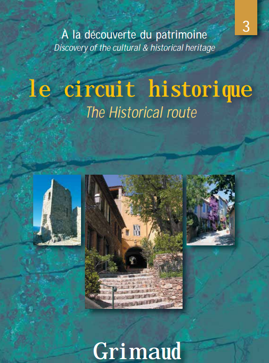 Grimaud tourist circuit