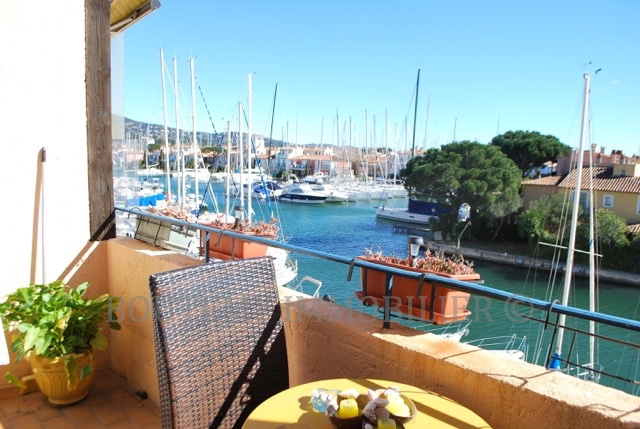 Studio for sale in Port Grimaud