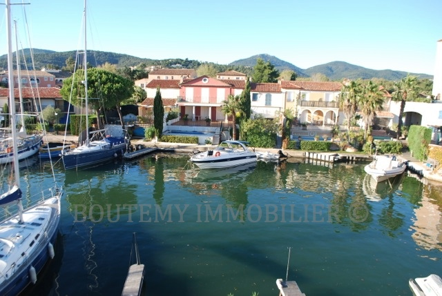 Port Grimaud on the French Riviera