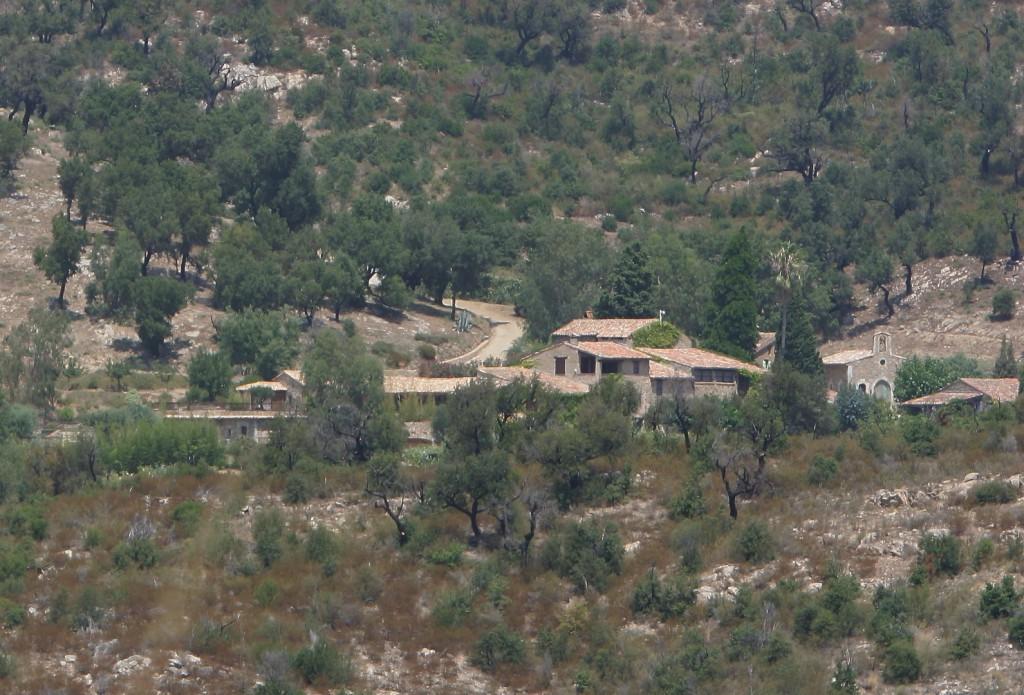 Villa de Johnny Depp Vanessa Paradis sur la Côte d'Azur