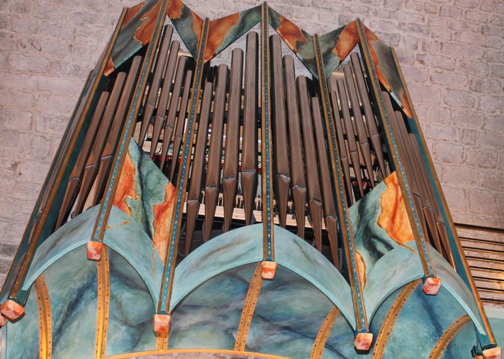 Noël aux grandes orgues